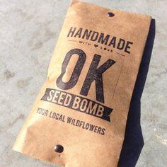 Oklahoma Wildflowers Seed Bomb