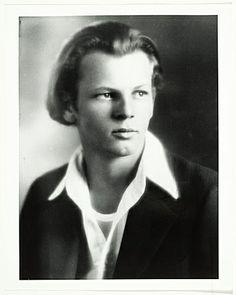 Painter Jackson Pollock, ca. 1928