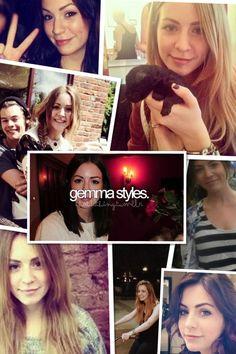 I just love this girl.  Amazing and so funny  #staysassy  #gorgeous #perfect  @Gemma Docherty Docherty Styles    I love ya