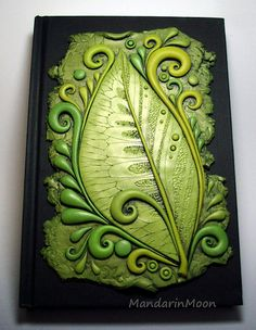 Spring leaf journal   Flickr - Photo Sharing! by MandarinMoon