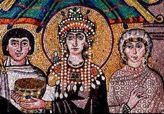 Ravenna, Italy - mosaic of Theodora