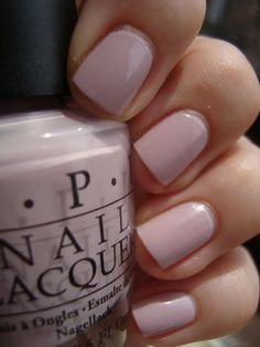 OPI Steady As She Rose. Great neutral.