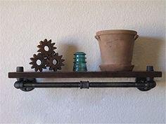 Deko Wandregal LOFT Retro Eisen Bücherregale Massivholz Wand Hängende Regale Pflanze Display Stand Wandregale Jetzt bestellen unter: https://moebel.ladendirekt.de/wohnzimmer/regale/buecherregale/?uid=c446dcd6-c132-5a46-9ded-9eda04e38c67&utm_source=pinterest&utm_medium=pin&utm_campaign=boards #buecherregale #wohnzimmer #regale
