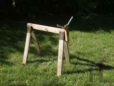 50 cent sawhorse roping dummy plans