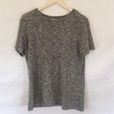 Forever 21 Basic Sweater Material T-Shirt Forever 21 Basic Sweater Material T-Shirt Forever 21 Tops Tees - Short Sleeve