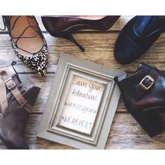 Where should we take our footwear next? Share your adventures with us using the hashtag #WearNext! #ARRiCCi #Travel