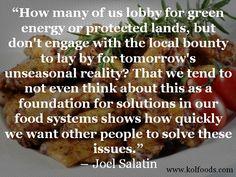 #quote #food #kolfoods #fresh #sustainable #organic #health