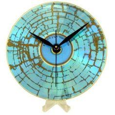 Con un accesorio para relojes, podrás darle vida a esos CD´s que desechas.  #ReUtiliza