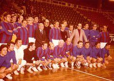26-IX-1974 Partit amb motiu del 75 Aniversari de la Fundació