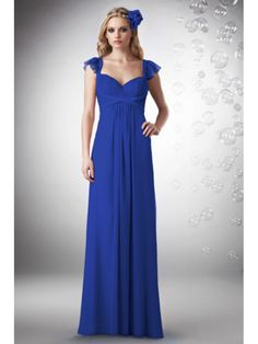Sheath / Column Straps Sleeveless Floor Length / Long Chiffon Evening / Bridesmaid / Wedding Guest Dresses 501165