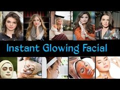 How to do Facial at home step by step Beauty Tips, Beauty Hacks, Hair Beauty, How To Do Facial, Glass Skin, Glowing Skin, Face, Youtube, Style