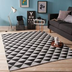 1000 images about tapis trompe l 39 oeil on pinterest vinyls deco and triangles. Black Bedroom Furniture Sets. Home Design Ideas