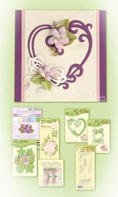 Leane Creatief Flower Foam ... een dunne foam dat zich makkelijk laat kleuren en vormen Hydrangea, Stamp, Cards, Decor, Decoration, Stamps, Hydrangeas, Maps, Decorating