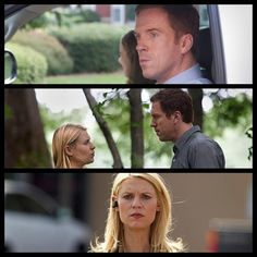 Great couples on Tv Shows: Brody & Carrie · Homeland