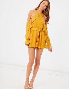 """Rompers"" ~~Rosario Contreras~~ Playsuit, Rompers, Summer Dresses, Fashion, Clothing, Rosario, Overalls, Moda, Jumpsuit"