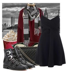 """""""Givenchy Ankle Boots"""" by jacisummer ❤ liked on Polyvore featuring Harris Wharf London, Christian Dior, Pria, Chanel, Miss Selfridge and Givenchy"""