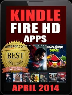 Kindle Fire HD Apps: For the New Kind...