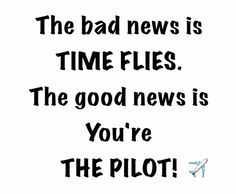 Be the pilot