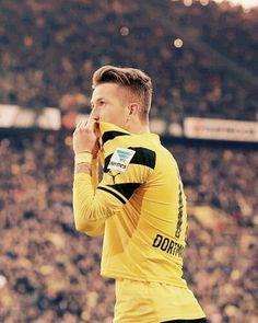 Marco Reus celebration