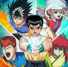 Manga Anime, Manga Art, Anime Art, Yu Yu Hakusho Anime, Geeks, Otaku, Yoshihiro Togashi, Anime Episodes, Amaterasu