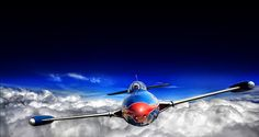 Grumman F9F Panther NON HDR by JMR Visuals, via Flickr