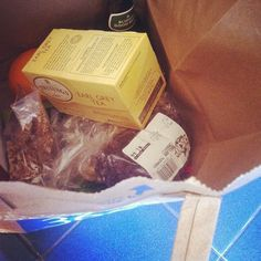 Good deed of the day: Give the first homeless person you see a bag of easy food goodies. #28days