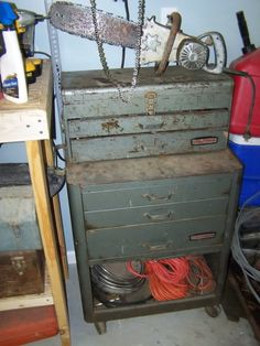 vintage craftsman tool box - The Garage Journal Board