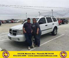 IT WAS A GREAT EXPER. WILL REFER FRIENDS AND I WOULD GIVE YALL A 10 ON A SCALE OF 1 TO 10! - James Mitchell, Thursday, March 12, 2015  http://www.autocentertexas.com/?utm_source=Flickr&utm_medium=DMaxxPhoto&utm_campaign=DeliveryMaxx