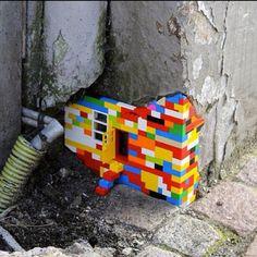 That's LEGO imagination!