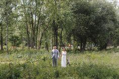 Love Me Do Photography | Soo + Michael | Backyard Wedding | Philadelphia