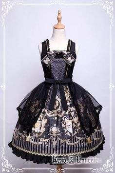 30711969991 Lace Market is the largest online marketplace for EGL (Elegant Gothic Lolita)  Fashion. Sell and buy Lolita dresses