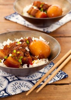 Celebrate Tet with Food! Thit Kho Nuoc Dua, also known braised pork with egg stew is just one of 23 dishes you should try during Tet.