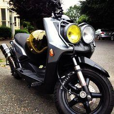 Yamaha Beewee  Modifications