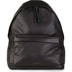 GIVENCHY Bubble leather backpack