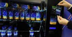 The days of struggling to insert a crinkled dollar bill into a vending machine and watching your precious bag of Cheetos get stuck on the way down may be over, thanks to smarter high-tech vending technology developed by SAP Hana.