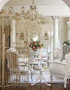 Id love to host a high tea party here.