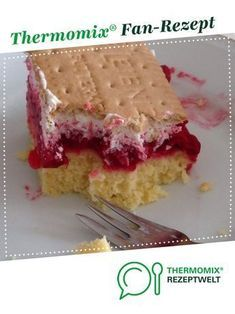 Fruity butter biscuit cake from Guzele_Eva. A Thermomix recipe from the category baking sweet on www.de the Thermomix Community. The post Fruity butter biscuit cake appeared first on Dessert Factory. Cupcake Recipes, Baking Recipes, Cookie Recipes, Dessert Recipes, Oreo, Cream Cheese Brownies, Thermomix Desserts, Biscuit Cake, Cookies Et Biscuits