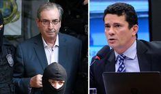 Sergio Moro tenta queimar o arquivo Eduardo Cunha