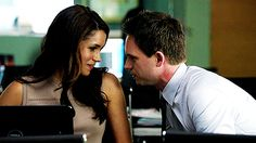 Rachel and Mike / 'Suits' Suits Mike And Rachel, Mike Suits, Ross And Rachel, Suits Tv Series, Suits Tv Shows, Suits Season, Season 8, Patrick Adams, Jessica Pearson