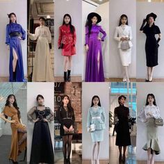 hotel night Hotel Del Lunas Jang Man-Wol s Outfit Collection - Chingu to the World Off White Dresses, Short Dresses, Party Fashion, Fashion Outfits, Fashion Trends, Luna Fashion, Checkered Suit, Party Mode, White Maxi