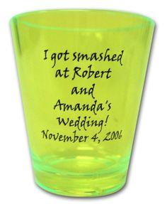 Wedding Favor Idea - hahaha!
