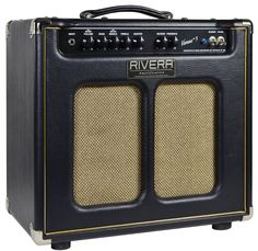 """You can find a selection of RIVERA AMPS including this RIVERA VENUS 3-110 COMBO AMP 15W/7W SWITCHABLE-1-10""""-BLACK at jsmartmusic.com"""