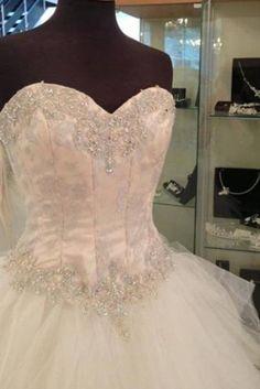 Mia Solano Princess Wedding Dress