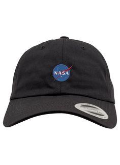 Baseball sapka, NASA , Mister Tee, MT533 black, 11.598 Ft Nasa, Farmer, Snapback, Hip Hop, Baseball Hats, Leggings, Urban, Tees, Products
