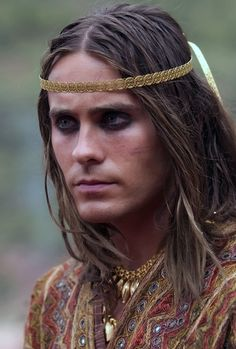 Jared Leto...Hephastian from Alexander