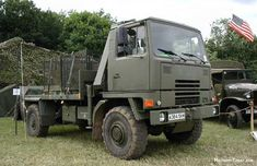BEDFORD TM 4x4 - British Army