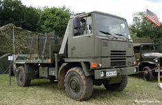 BEDFORD TM 4x4 - British Army