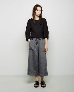 This pair of pants is similar to a pair I got in Thailand that I loved and wore until it was shredded. Bought a similar pair last time I was in Thailand (6 years ago), but it isn't doing to well. Rachel Comey | Gideon Pant | La Garçonne