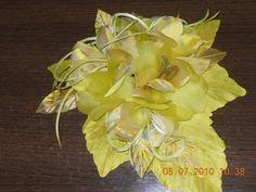 Flor para vestido