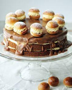12 tips for å lykkes med gjærdeig - krem.no Love Cake, Let Them Eat Cake, Waffles, Cheesecake, Goodies, Pudding, Baking, Breakfast, Desserts